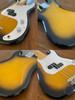 Fender Precision Bass, '57, Sunburst, 2018, USA Spec Pickup + Wiring Upgrade