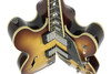 "Greco ""339"", Vintage 1974, Full Hollow Body, Honey Burst, Hard Case"