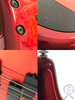 Greco Phoenix Bass, PXB-400, Metallic Red (MRS), MIJ, 2000