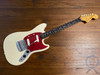 Fender Mustang, '66, Olympic White, 1997