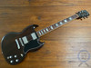 Gibson SG, Standard, LE, Les Paul 100, Translucent Ebony, USA, 2015, OHSC