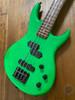 Aria Pro II Bass, Short Scale, Green, 1990s, Vanguard series
