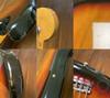 Fender Jazz Bass, '62, 3 Tone Sunburst, 1993