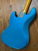 Fender Jazz Bass, '62, USA PUPS, Lake Placid Blue, 1999, Alder Body