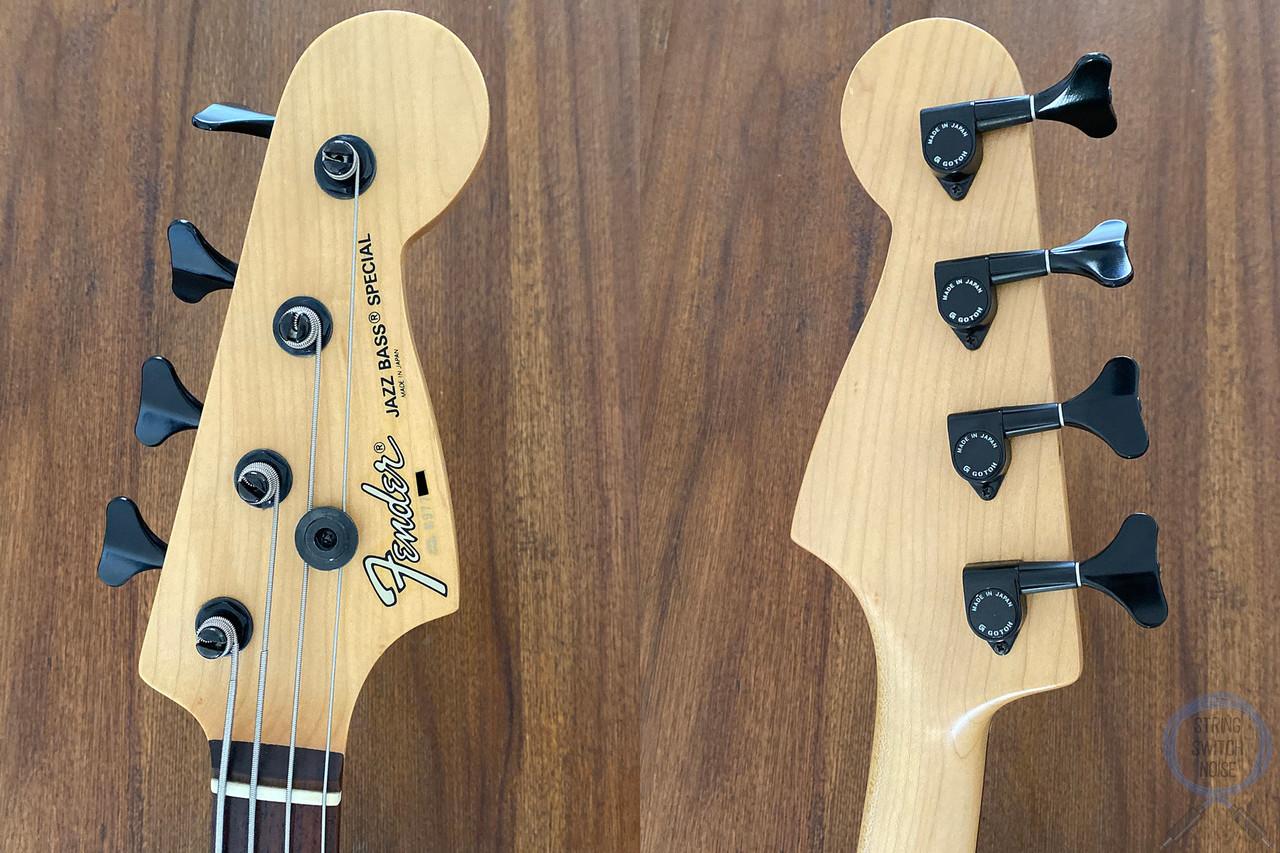 Fender Jazz Bass, Special, P/J Pickups, 1984 Vintage, Black