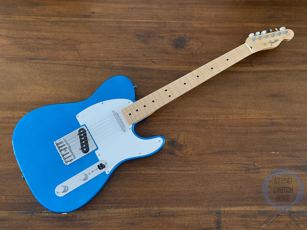 Fender Telecaster, Lake Placid Blue, 2013, AS NEW / Mint Condition