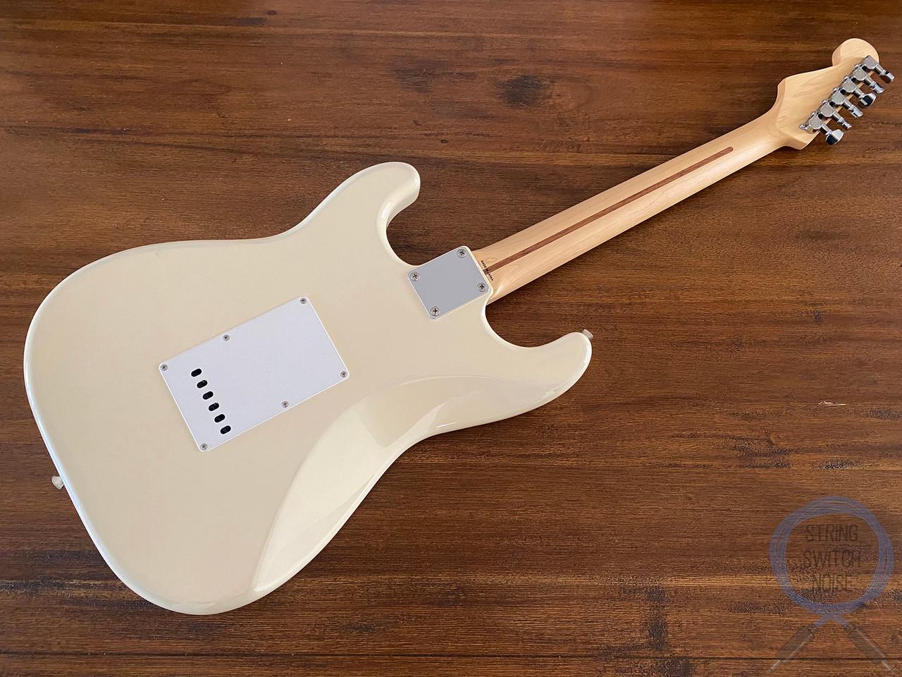 Fender Stratocaster, Vintage White, 2011, Excellent Condition