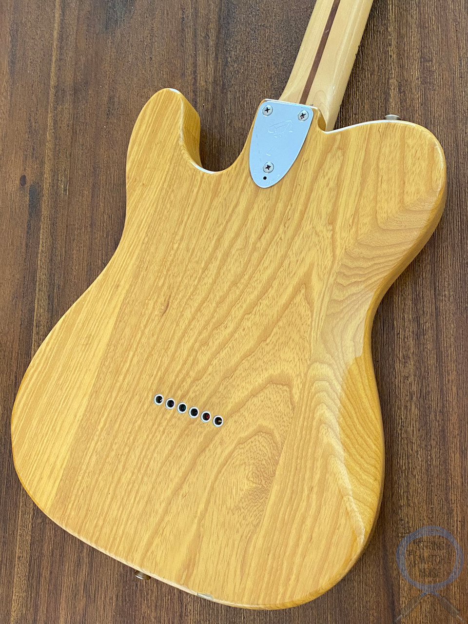 Fender Telecaster, Deluxe, '75, Ashwood, 1999, RARE to find