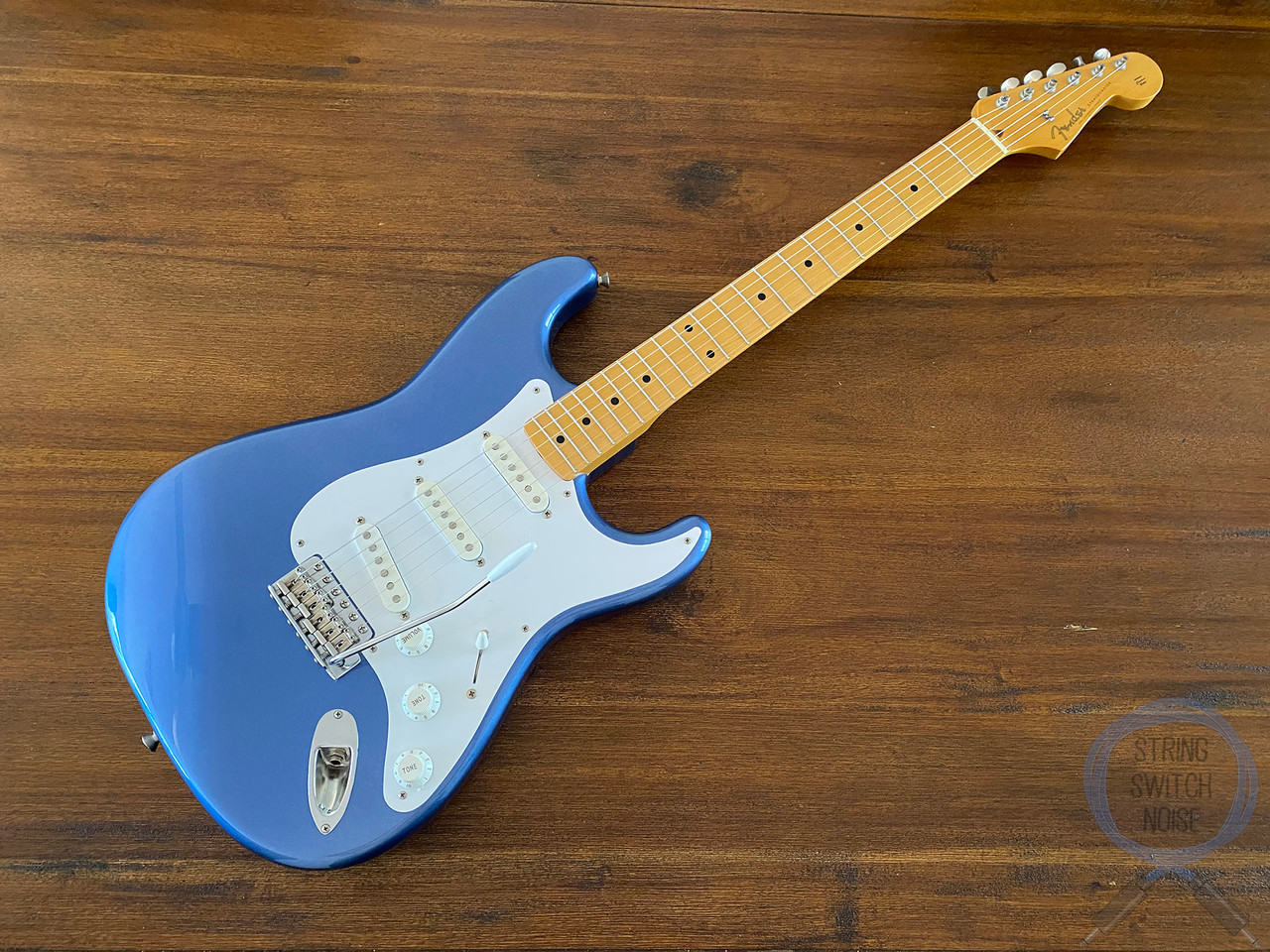 Fender Stratocaster, '57, Old Lake Placid Blue, 2015, Near MINT Condition