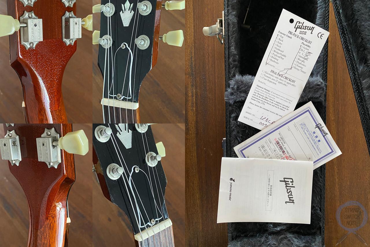 Gibson Les Paul, Standard, Double Cut Pro, RO, USA, 2006, OHSC