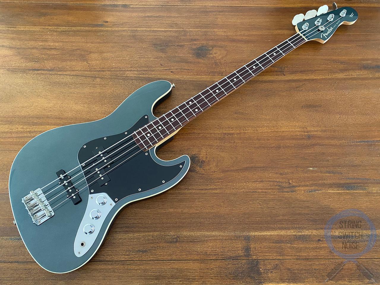 Fender Jazz Bass, Aerodyne, Dolphin Grey, 2004