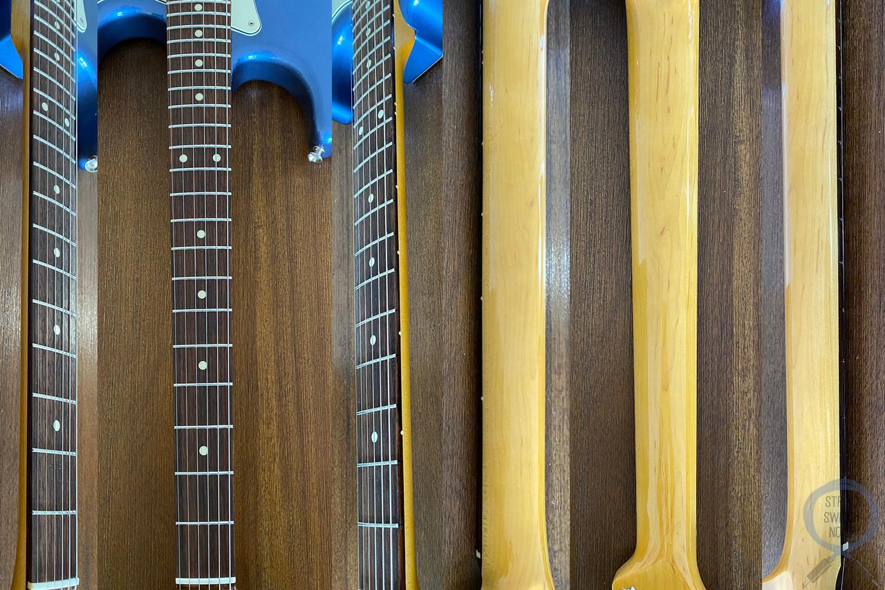Fender Stratocaster, '62, Old Lake Placid Blue, 2016, NEAR NEW