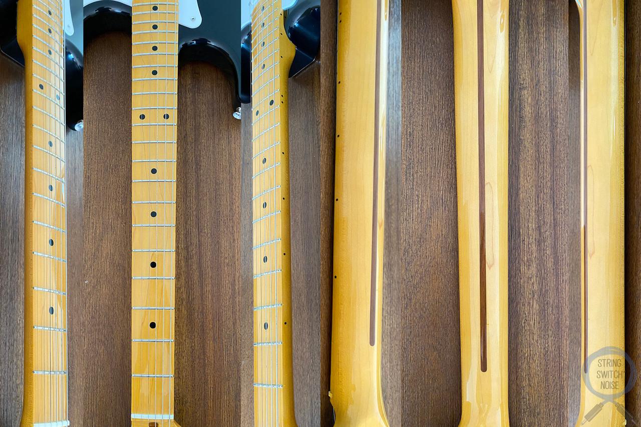 Fender Stratocaster, '57, Black (Tuxedo), 2010, USA Vintage Pickups