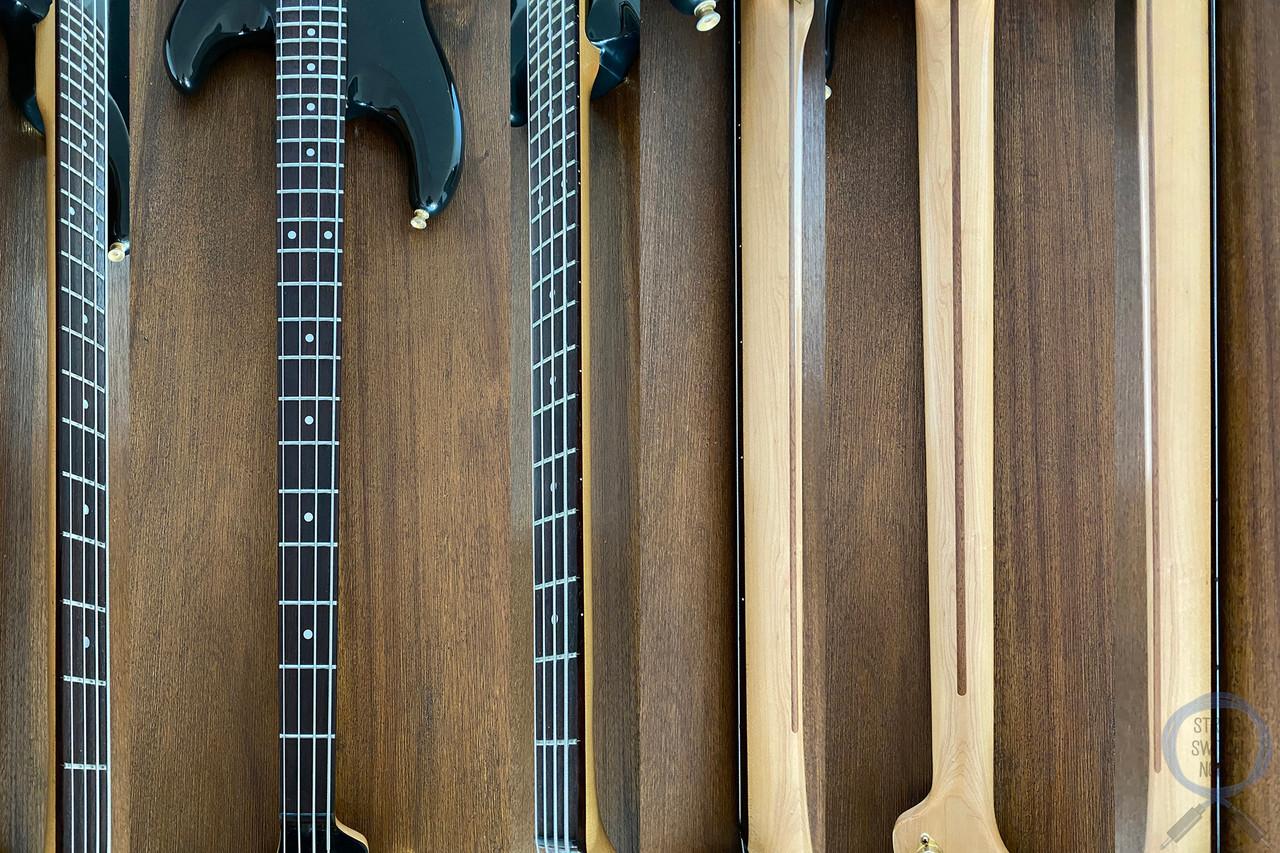 Fender Precision Bass, Active, 3 EQ, P/J, Black, 1994, Rare Find