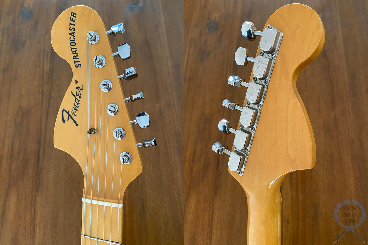 Fender Stratocaster, '68, RIGHT HAND, 1993, RARE Jimi Hendrix, USA Pickups