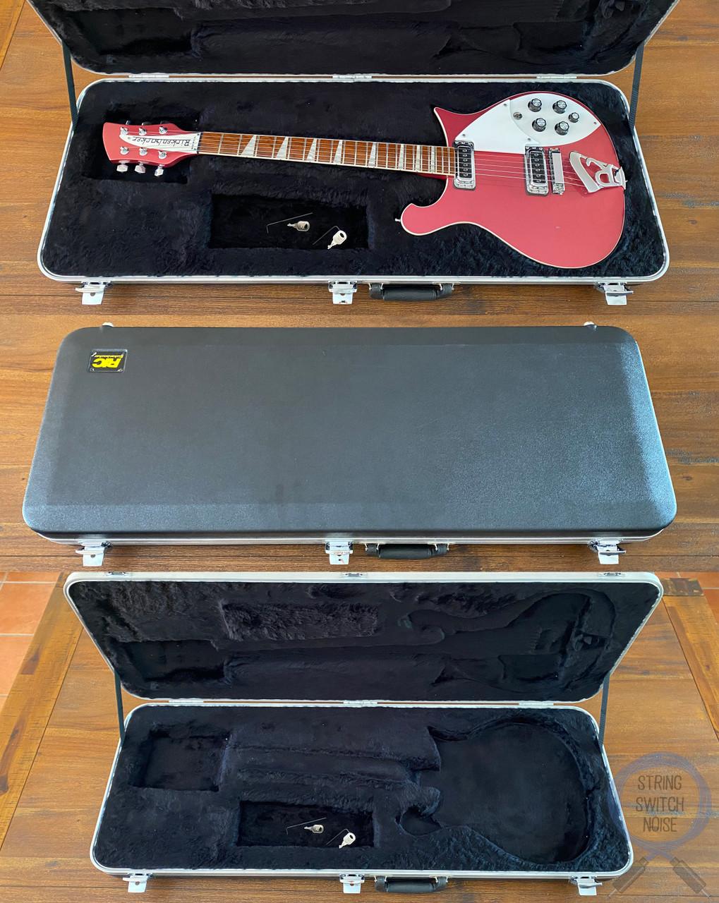 Rickenbacker 620, RARE Limited Edition, Plumglo, USA, 2014, OHSC
