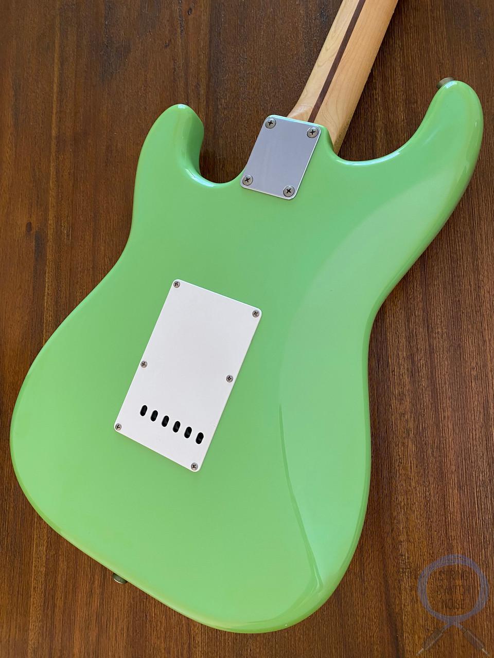 Fender Stratocaster, Surf Green (Aged) Rare Colour, E Serial, 1984-87