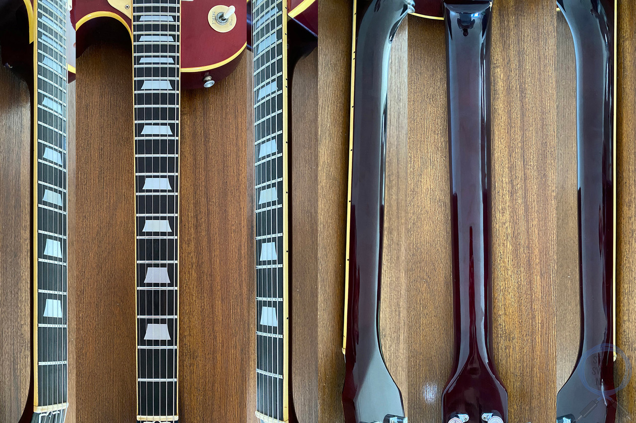 Greco Les Paul, EG700T, IceTea Burst, 1977 Vintage