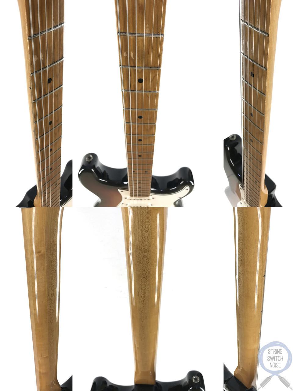 Greco Stratocaster, 3 Tone Sunburst, 1974 Vintage