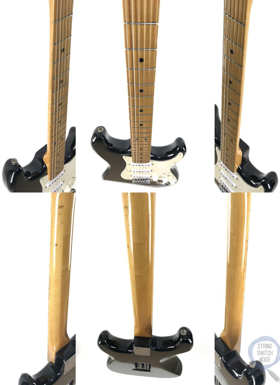 Greco Stratocaster, 1976, Super Sounds, SE-500, Black