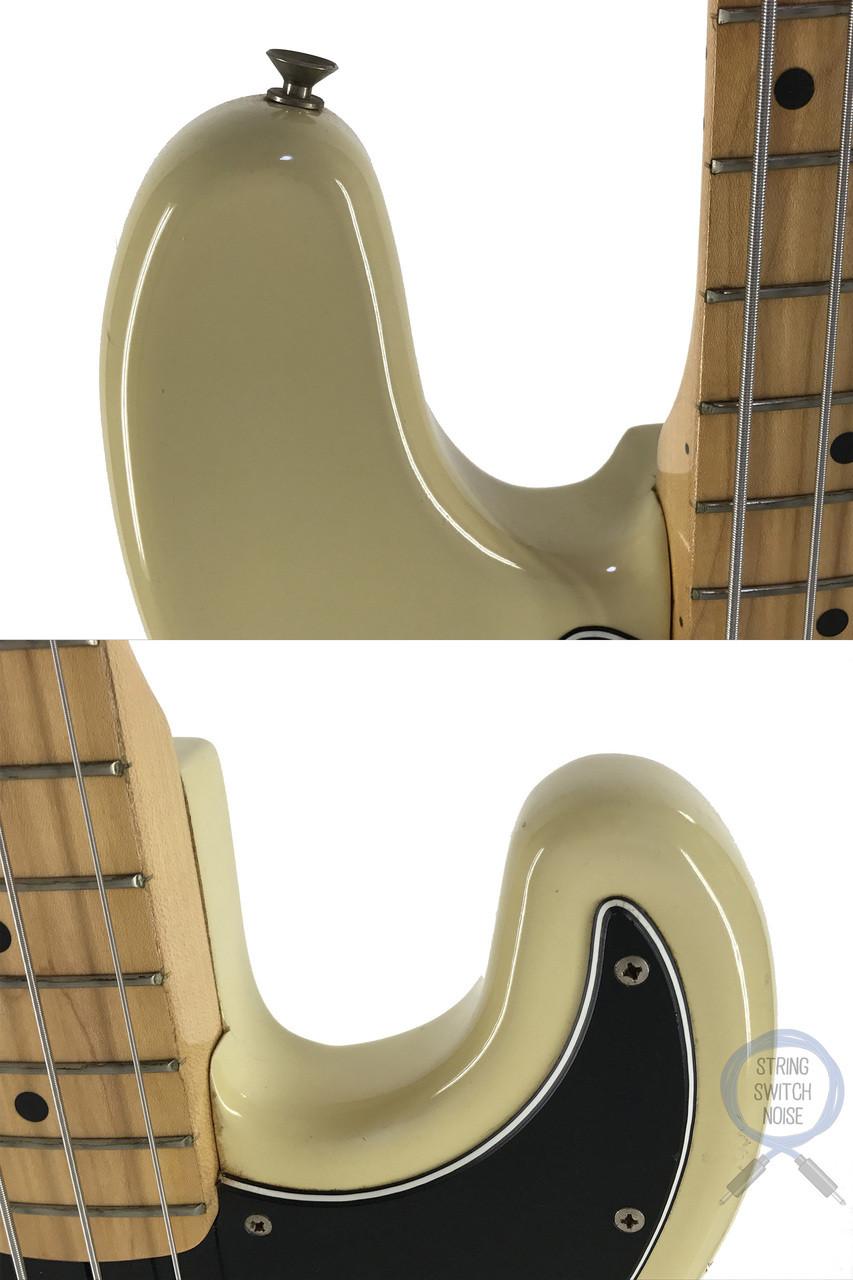 Tokai Precision Bass, 1981 vintage, Hard Puncher, Vintage White