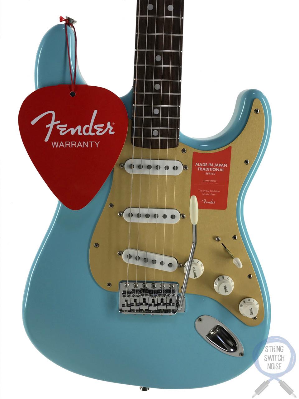 Fender Stratocaster, 70's, Sonic Blue, USA CUSTOM PUPS, Massive Upgrades,  AS NEW