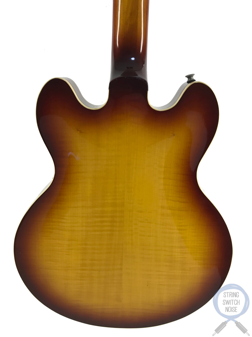 "Greco ""339"", Honey Burst, 1977 Vintage, Full Hollow Body, Hard Case"