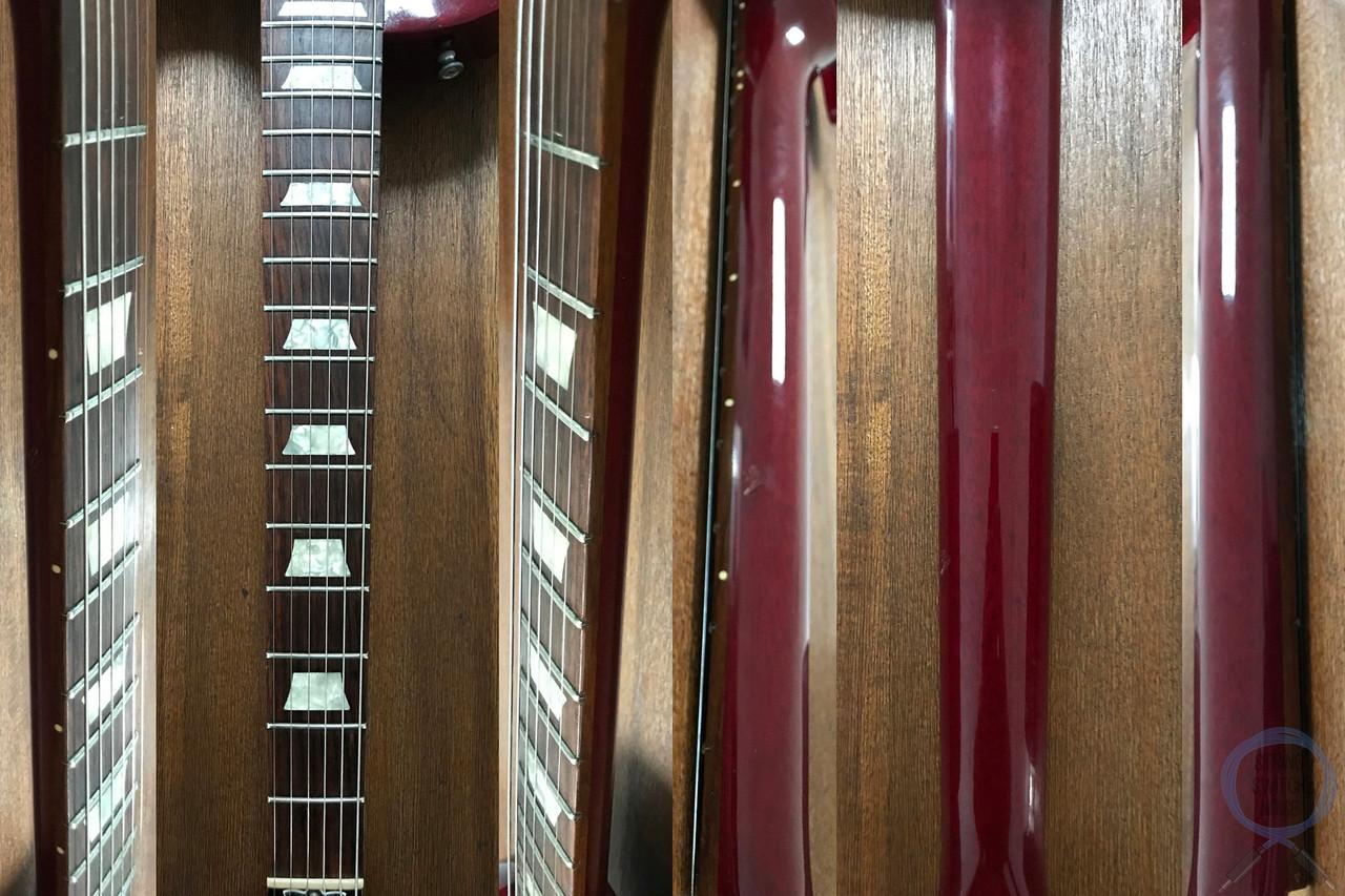 Gibson Les Paul, Studio, Wine Red Gloss, USA, 1998, OHSC