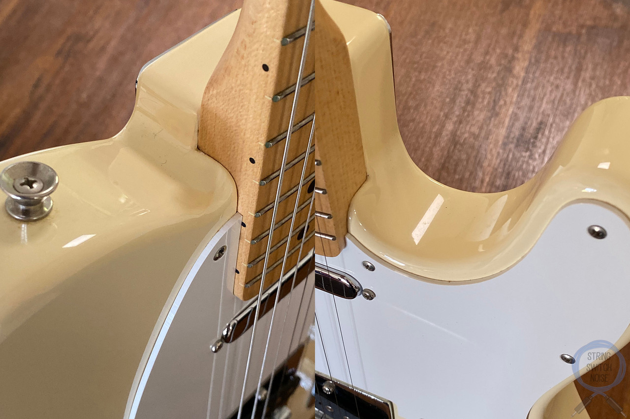 Fender Telecaster, Olympic White, 2010, Excellent Condition