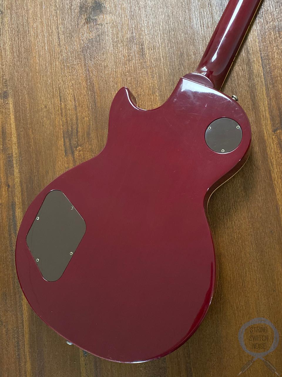 Gibson Les Paul, Standard, Cherry Burst - Birds Eye Top, USA, 1995, OHSC