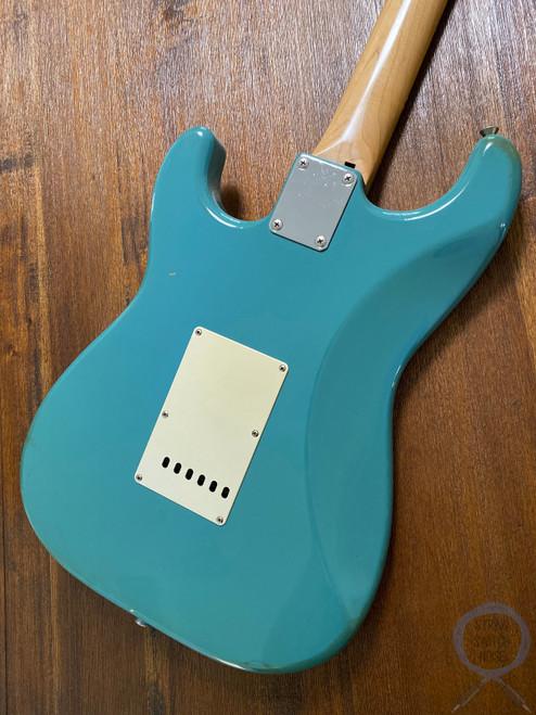 Fender Stratocaster, 1994, Stunning Colour Finish - California Blue