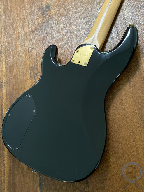 Fender Jazz Bass, Special, Active, P/J Pickups, Black, 1989