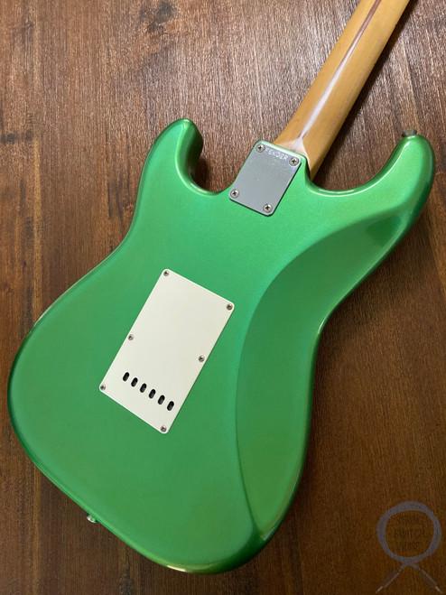 Fender Stratocaster, RARE, Candy Apple Green, 1989, 22 Fret
