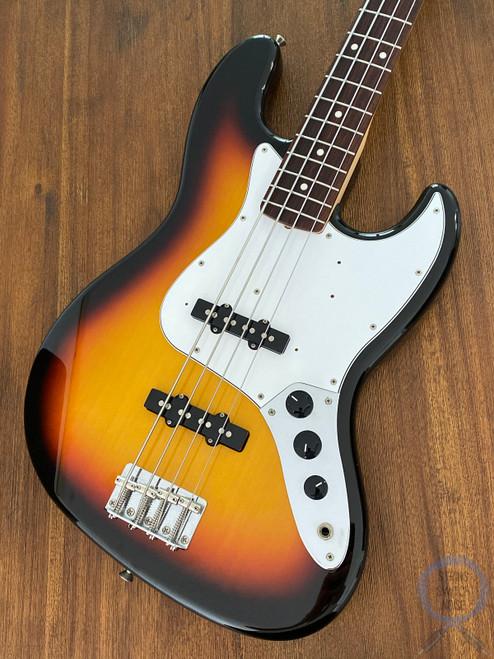 Fender Jazz Bass, 3 Tone Sunburst, 2011, Excellent Condition