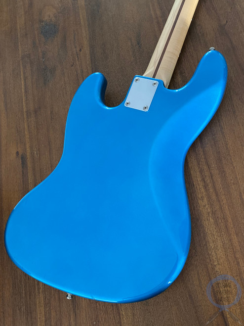 Fender Jazz Bass, Lake Placid Blue, 2013