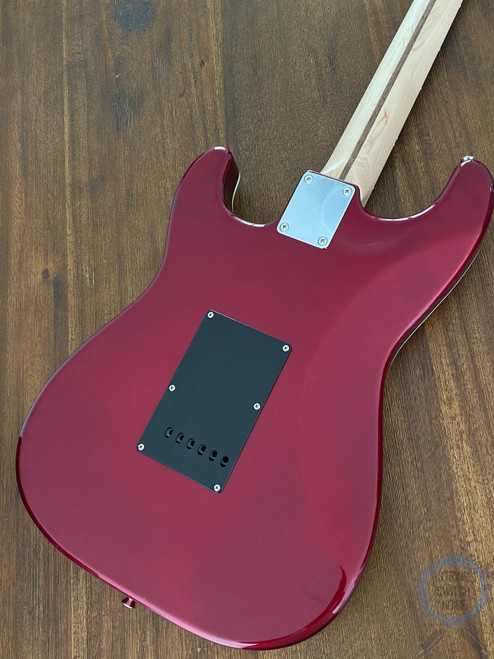 Fender Stratocaster, Aerodyne, Old Candy Apple Red, 2017, NEAR MINT