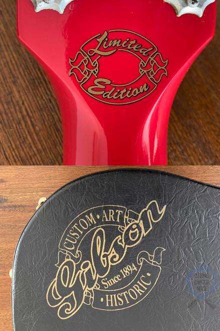 Gibson Les Paul, Limited Edition, Studio, RARE Ferrari Red,1996