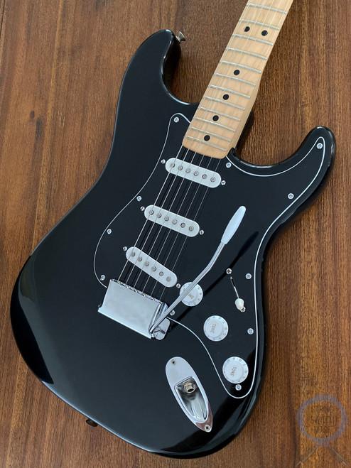 Fender Stratocaster, 1979 USA, Black, Hard Case