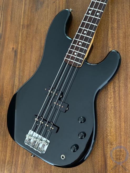 Fender Precision Bass, Special, P/J Pickups, Black, 1984 Vintage