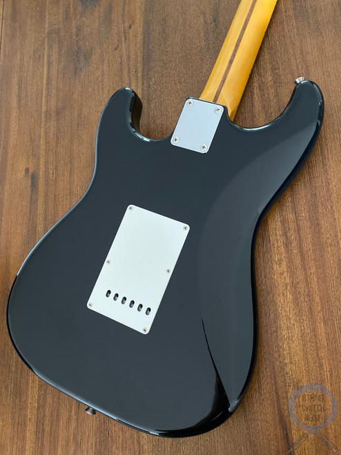 Fender Stratocaster, '57, Black (Tuxedo), 2004, USA VINTAGE PUPS