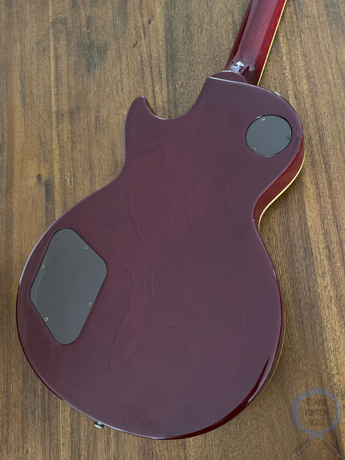 Gibson Les Paul, Standard, Wine Red, USA, 1998, OHSC, Excellent Condition