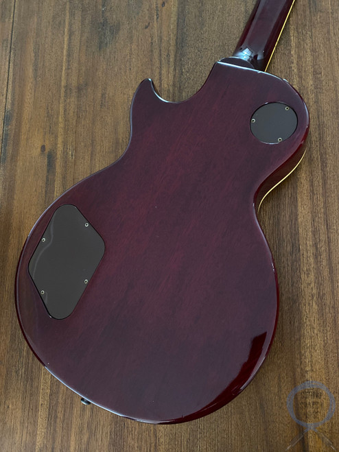 Gibson Les Paul, Standard, Wine Red, USA, 1989, OHSC, YAMANO