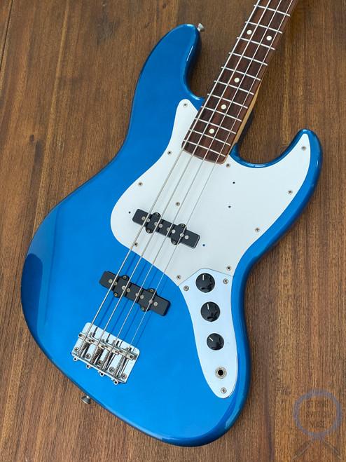 Fender Jazz Bass, Lake Placid Blue, 1993
