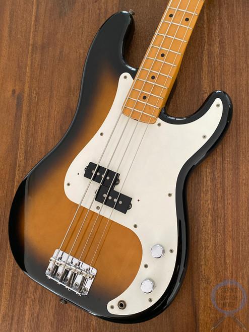 Fender Precision Bass, '57, Two Tone Sunburst, 1986 Vintage