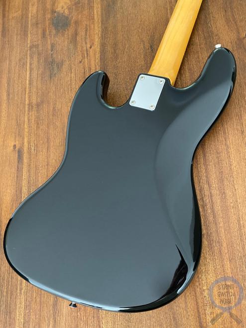 Fender Jazz Bass, '62, Black (Tuxedo), 2014, Near Mint Condition