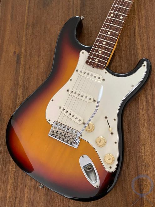 Fender Stratocaster, '62, Sunburst, 1996, USA Vintage Pickups