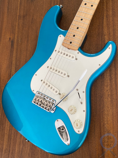 Fender Stratocaster, Lake Placid Blue, 2002, Near New Condition