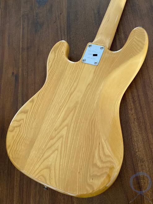 Aria Pro II, Precision Bass,1980, Dimarzio Pickup, Natural