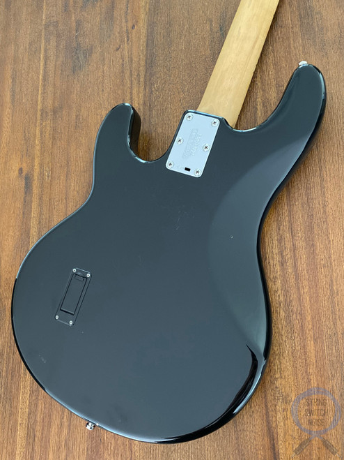 Ernie Ball Music Man, Sting Ray Bass, 2005, Black, OHSC