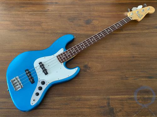 Fender Jazz Bass, Lake Placid Blue, 1993, Stunning Colour Finish